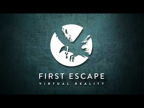 DARK CHAPEL [VR] – The new virtual reality escape room at First Escape Vienna